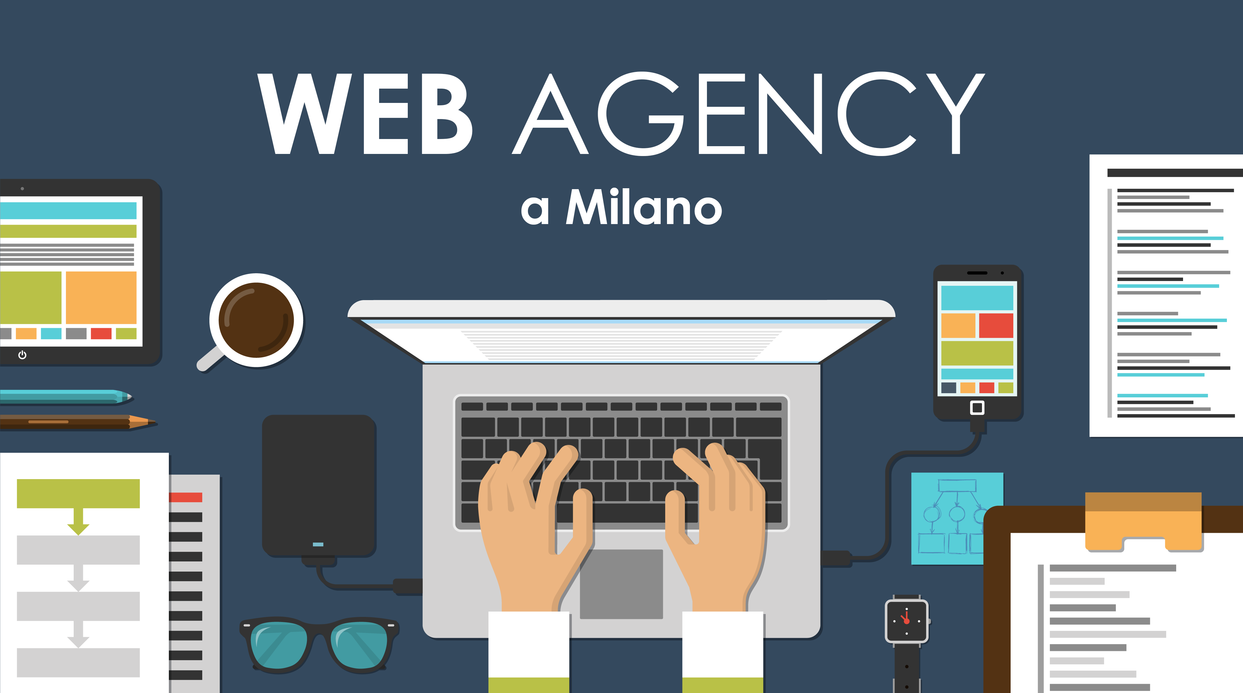 web agency a Milano