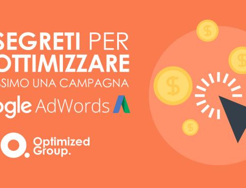 3 segreti per ottimizzare al massimo una campagna AdWords