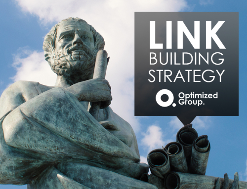 Link building strategy: Aristotele docet