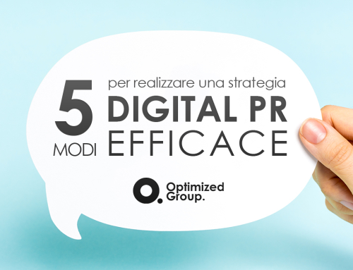 5 modi per realizzare una strategia Digital PR efficace