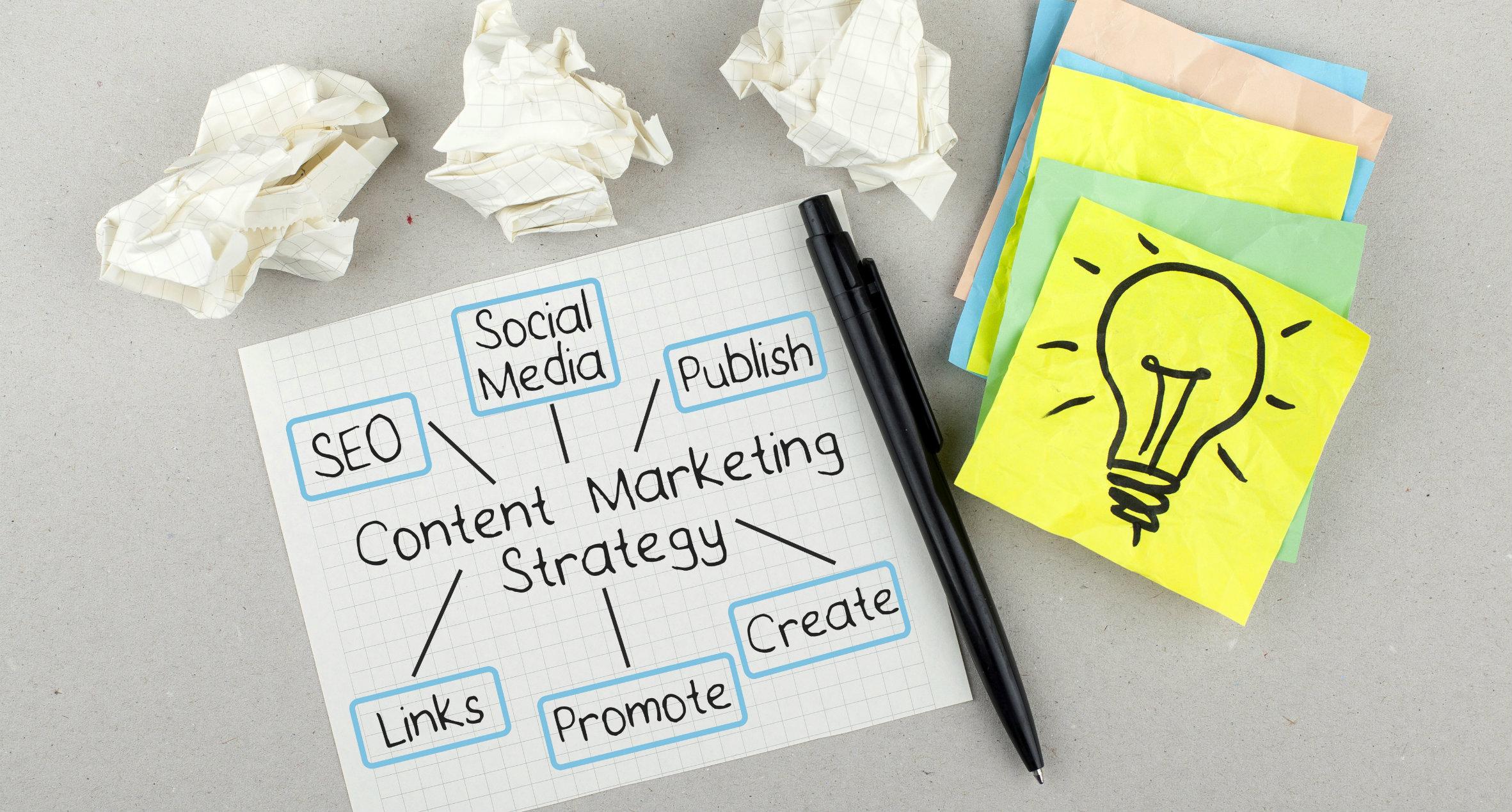 Come promuovere i tuoi contenuti editoriali online?