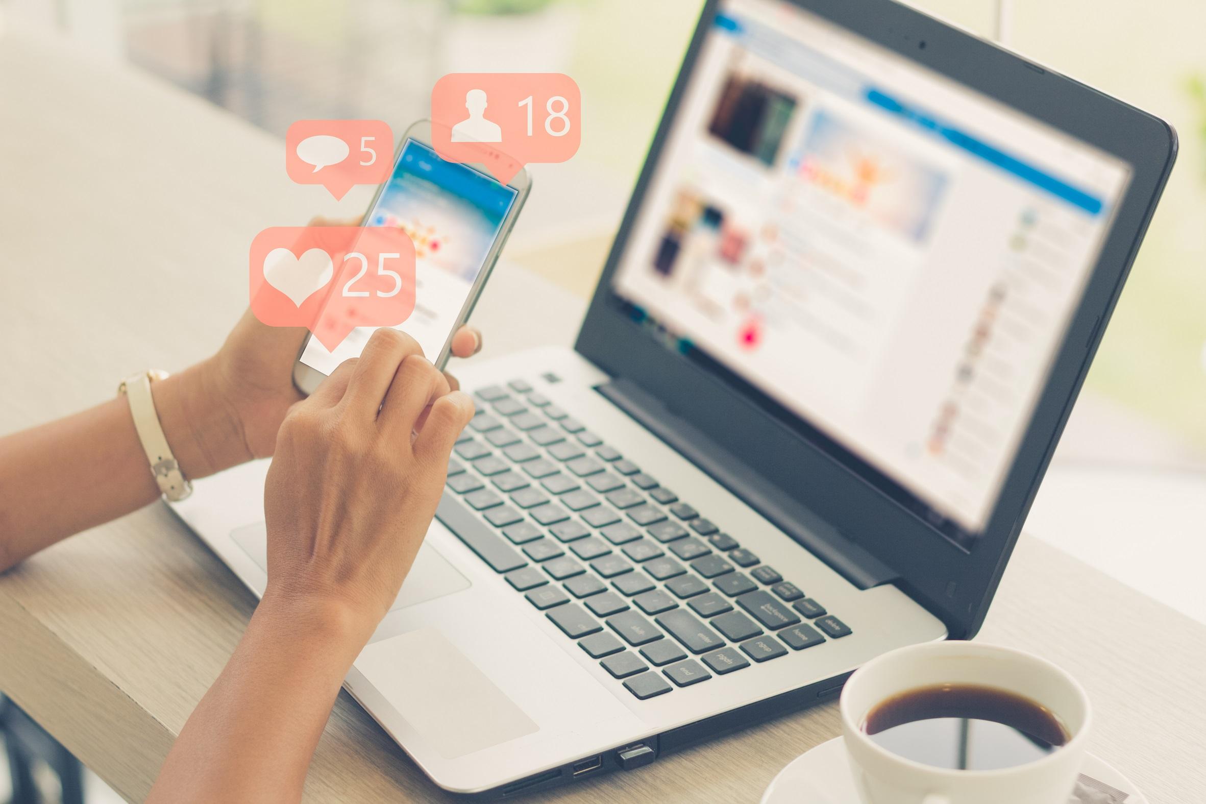 Come si integrano i social media con la SEO?